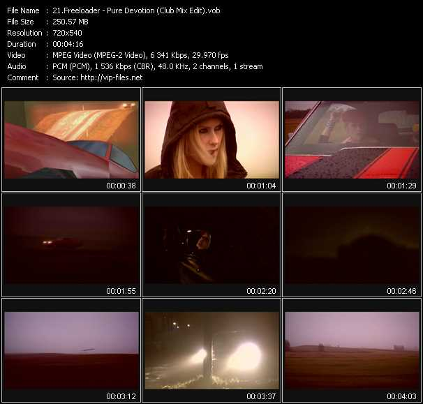 Freeloader video screenshot