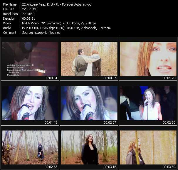 Antoine Feat. Kirsty R. video screenshot