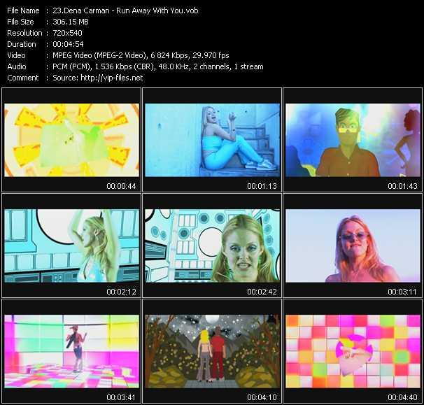 Dena Carman video screenshot