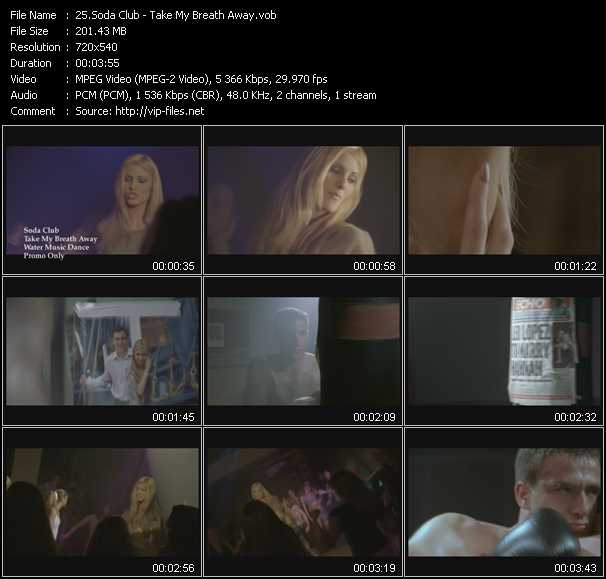 Soda Club video screenshot