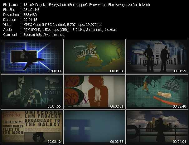 LnM Projekt video screenshot