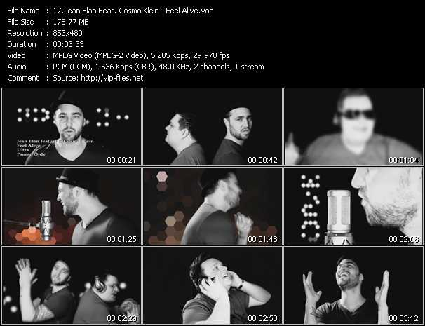 Jean Elan Feat. Cosmo Klein video screenshot