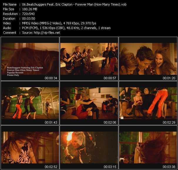 Beatchuggers Feat. Eric Clapton video screenshot