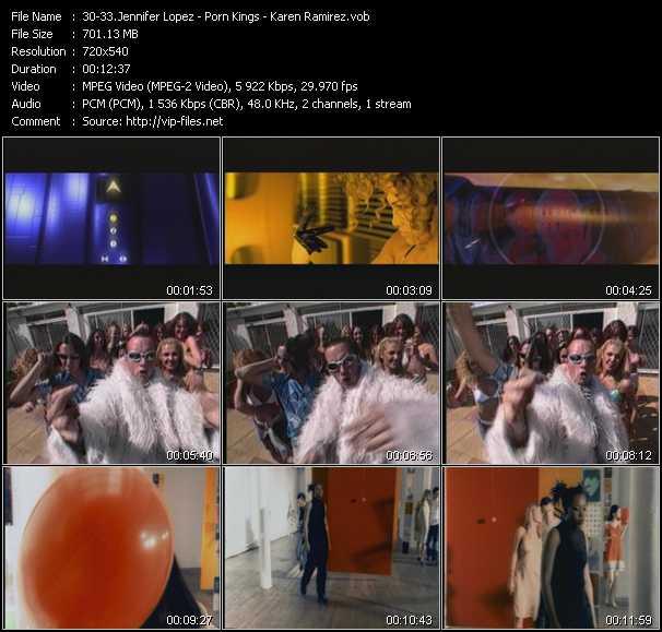 Jennifer Lopez - Porn Kings - Karen Ramirez video screenshot