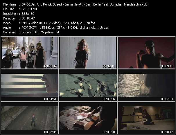 Jes And Ronski Speed - Emma Hewitt - Dash Berlin Feat. Jonathan Mendelsohn video screenshot