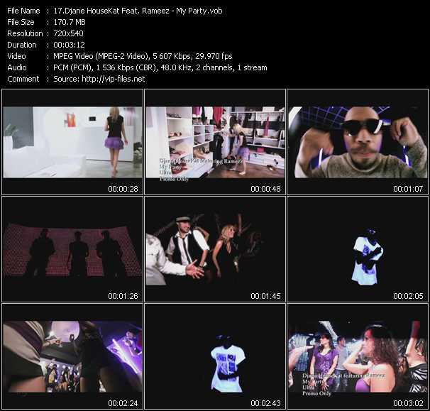Djane HouseKat Feat. Rameez video screenshot