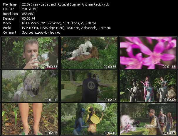 Sir Ivan video screenshot
