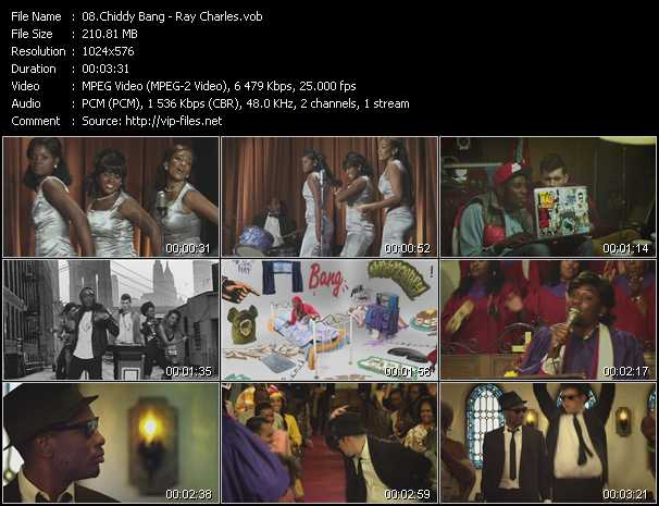 Chiddy Bang video screenshot