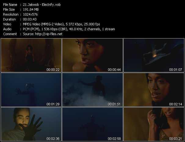 Jakwob video screenshot