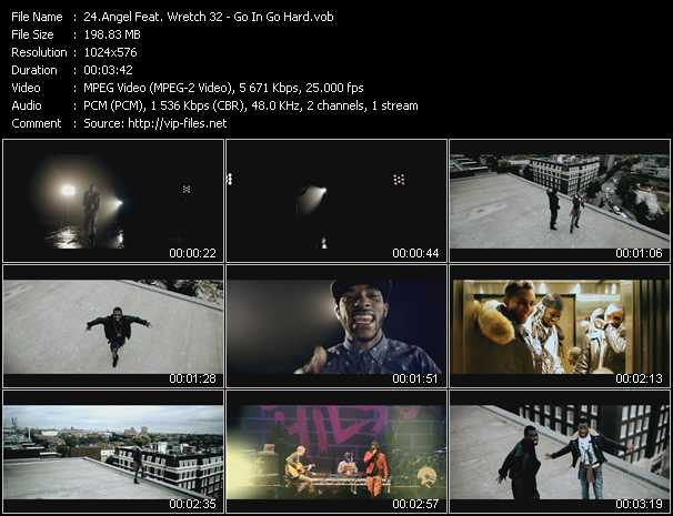 Angel Feat. Wretch 32 video screenshot
