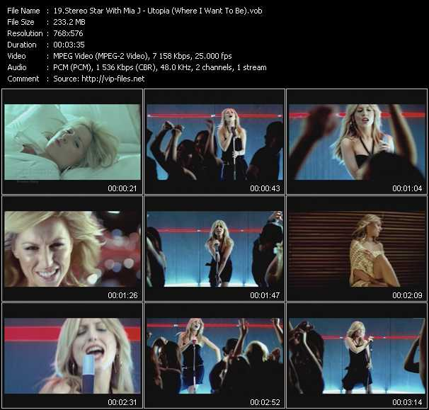 Stereo Star With Mia J video screenshot