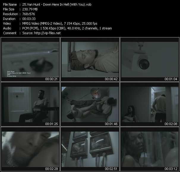 Van Hunt video screenshot