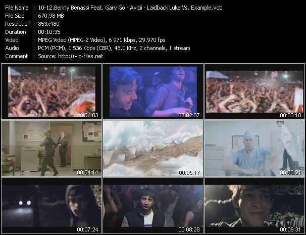 video Close To Me - Le7els (PO Intro Edit) - Natural Disaster (PO Intro Edit) screen