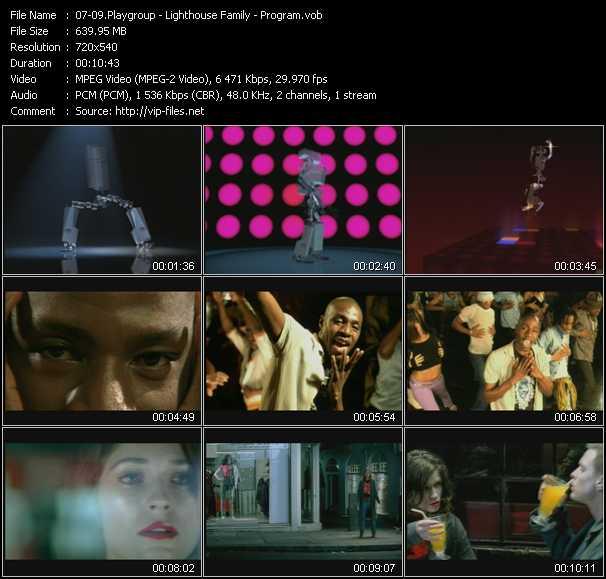 Playgroup - Lighthouse Family - Program video screenshot