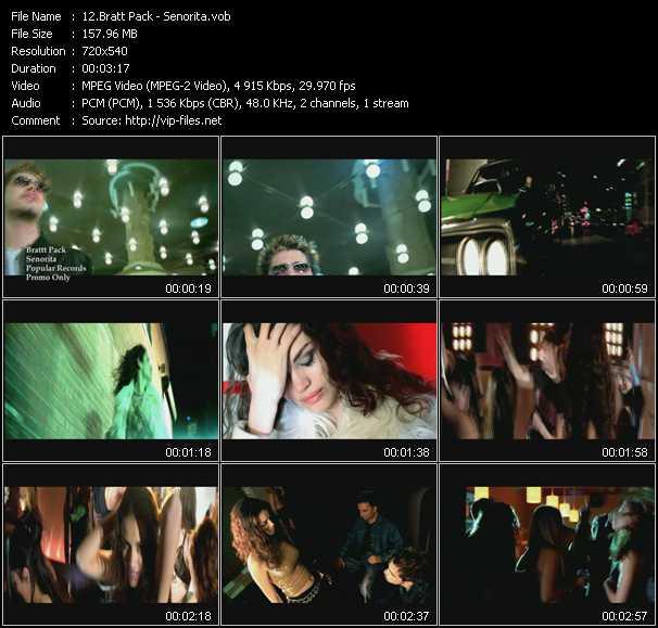 Brattt Pack video screenshot