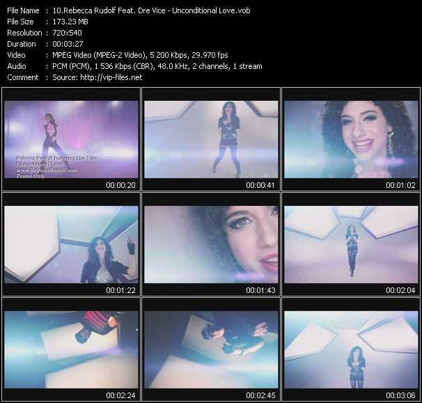 Rebecca Rudolf Feat. Dre Vice video screenshot