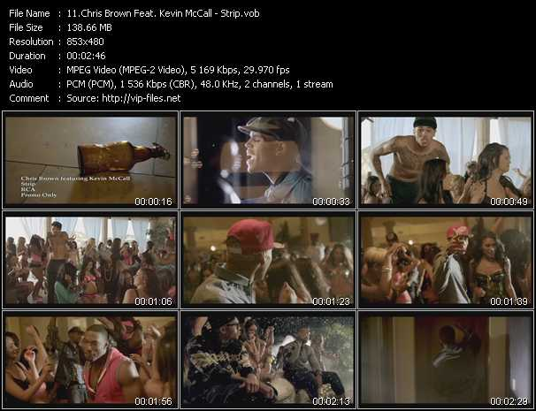 Chris Brown Feat. Kevin McCall video screenshot