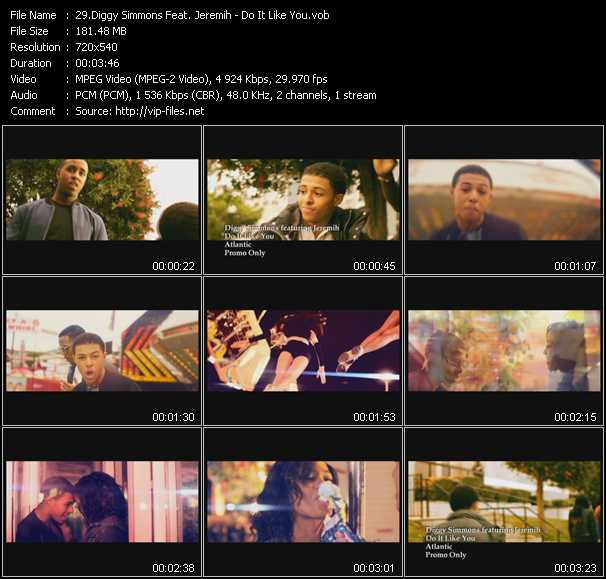 Diggy Simmons Feat. Jeremih video screenshot