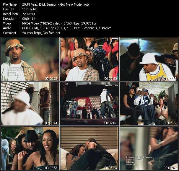 Rl Feat. Erick Sermon video screenshot