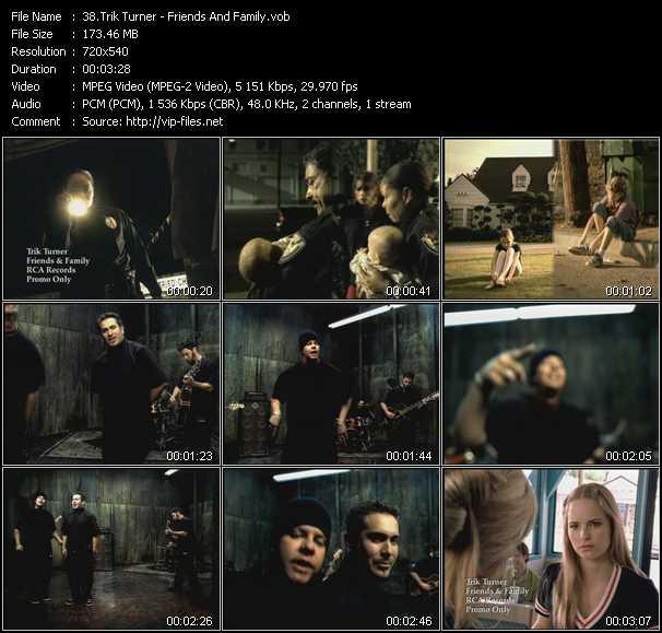 Trik Turner video screenshot