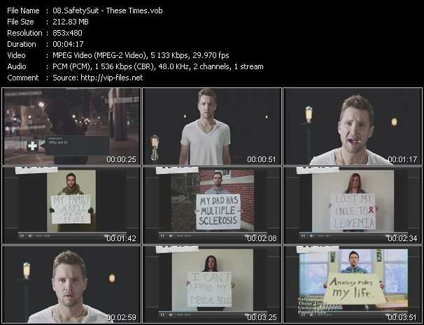 SafetySuit video screenshot