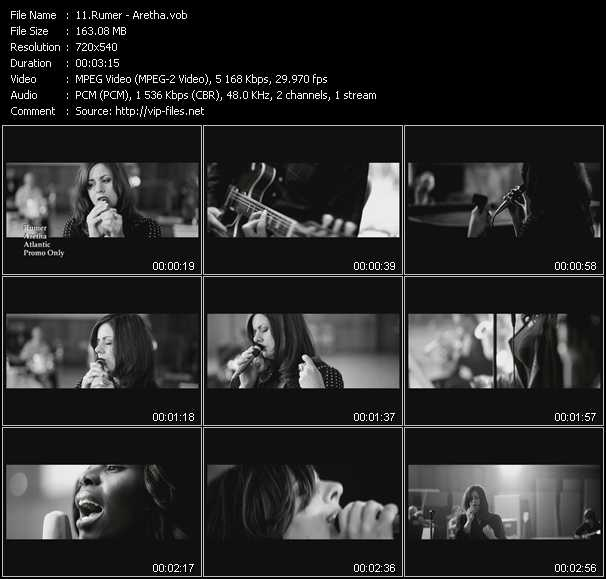 Rumer video screenshot