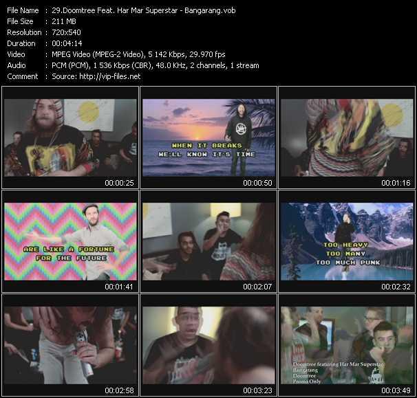Doomtree Feat. Har Mar Superstar video screenshot