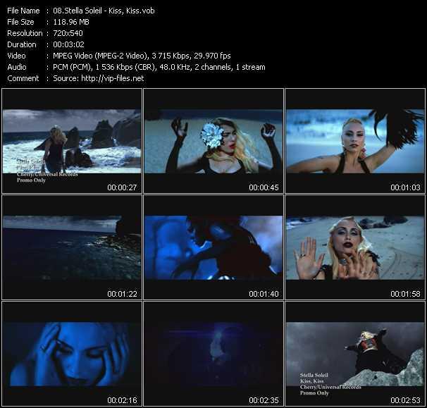 Stella Soleil video screenshot