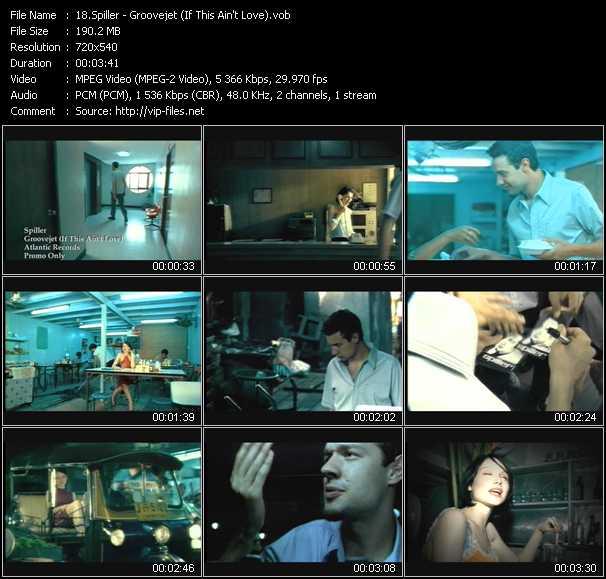 Spiller video screenshot