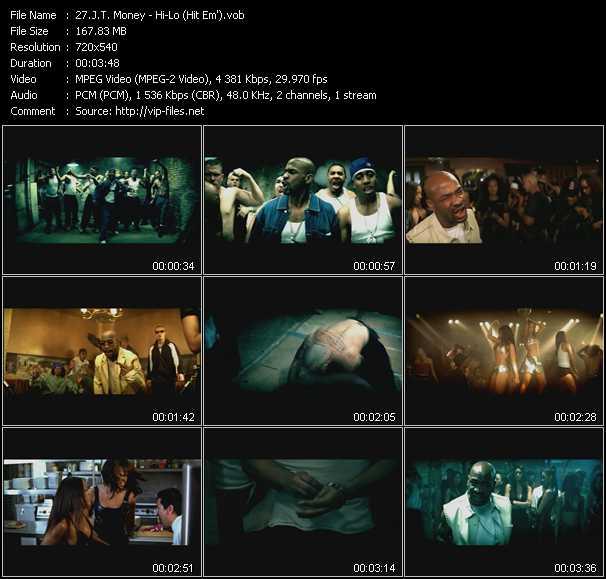 J.T. Money video screenshot