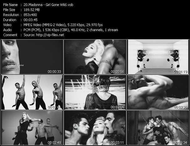 video Girl Gone Wild screen