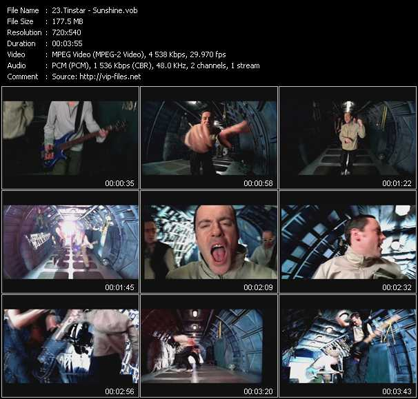 Tinstar video screenshot