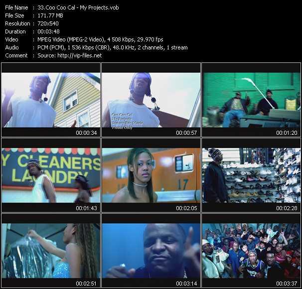 Coo Coo Cal video screenshot