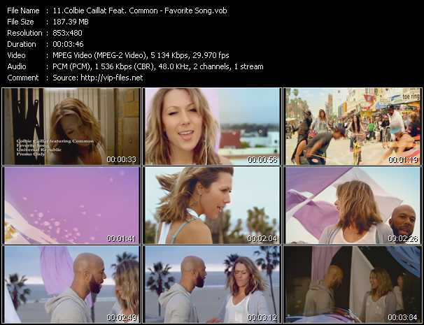 Colbie Caillat Feat. Common video screenshot