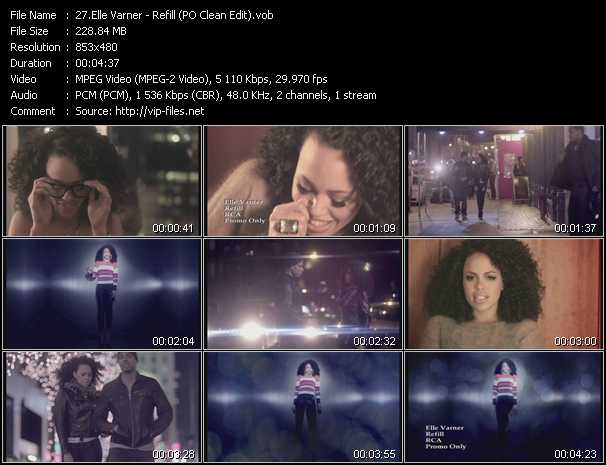 Elle Varner video screenshot