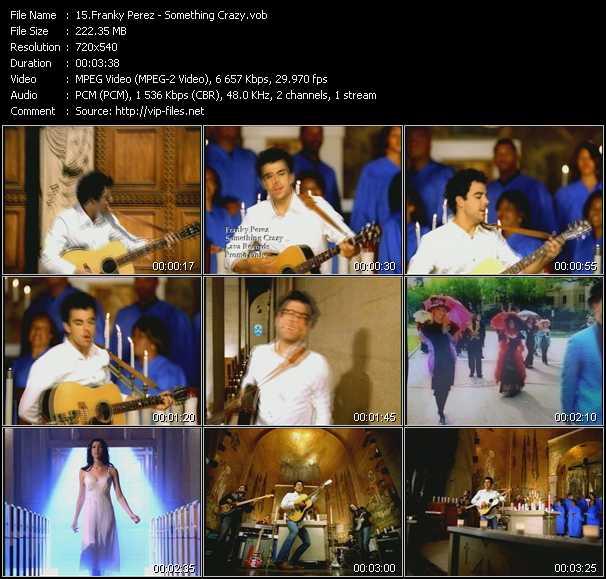 Franky Perez video screenshot