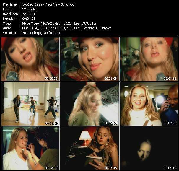 Kiley Dean video screenshot
