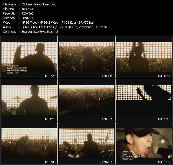 video Faint screen