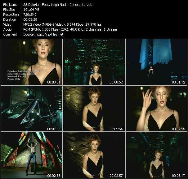 Delerium Feat. Leigh Nash video screenshot