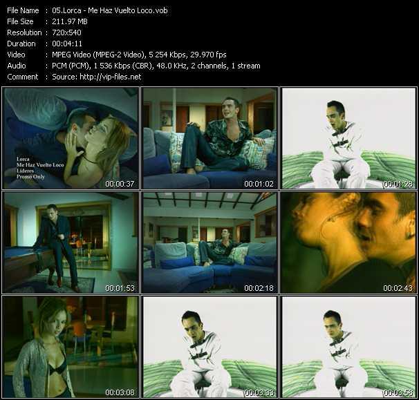 Lorca video screenshot