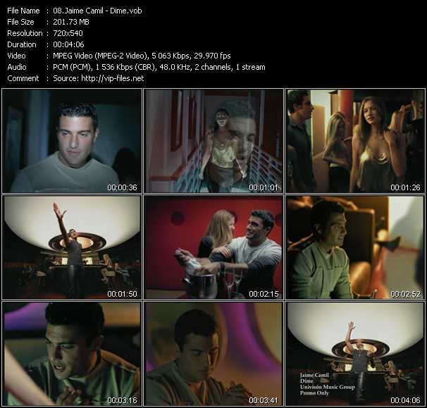 Jaime Camil video screenshot