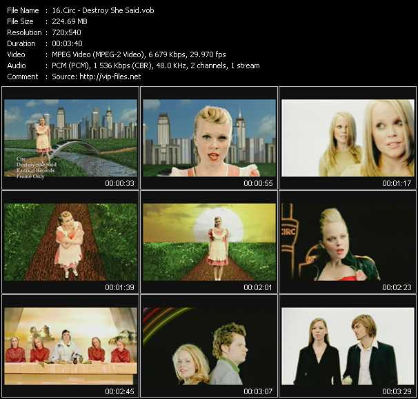 Circ video screenshot
