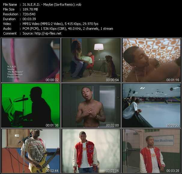N.E.R.D. video screenshot