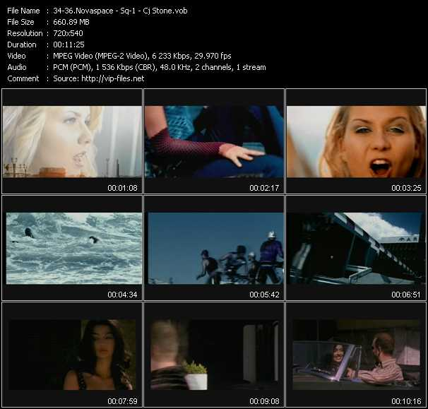 Novaspace - Sq-1 - Cj Stone video screenshot