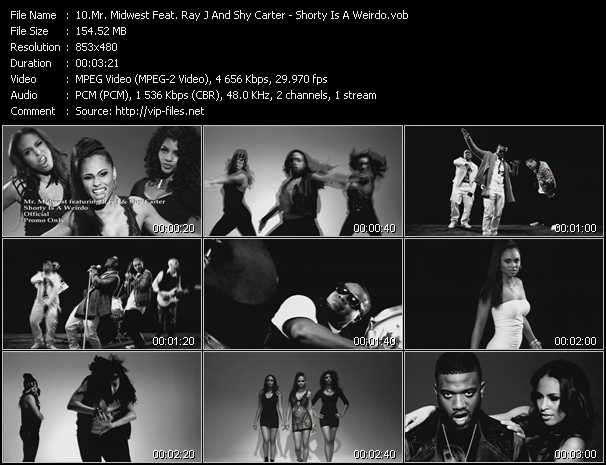 Mr. Midwest Feat. Ray J And Shy Carter video screenshot
