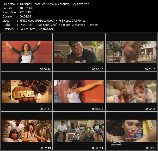 Nappy Roots Feat. Samuel Christian video screenshot