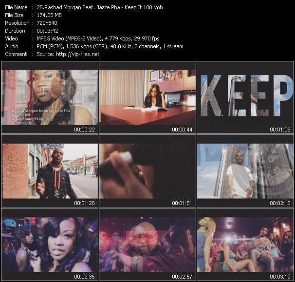 Rashad Morgan Feat. Jazze Pha video screenshot