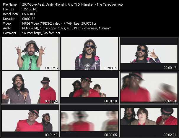 Y-Love Feat. Andy Milonakis And Tj Di Hitmaker video screenshot