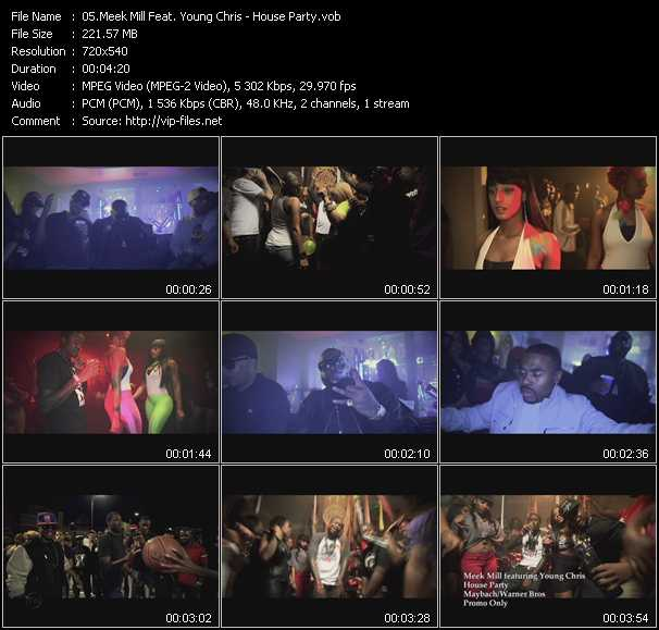 Meek Mill Feat. Young Chris video screenshot