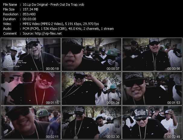 Lp Da Original video screenshot